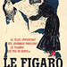 BONNARD, Pierre (1867-1947).  Ad for Le Figaro, 1903.