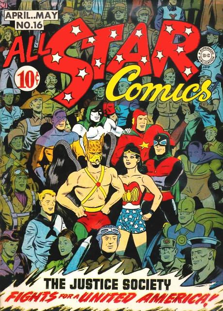 All Star Comics #16