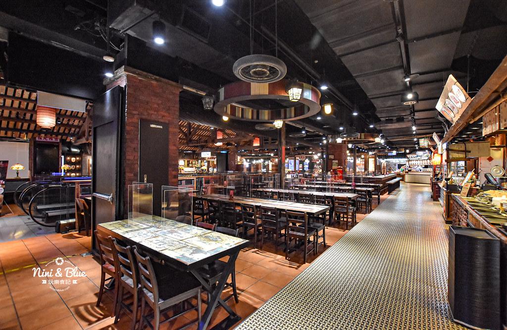 寶貝老闆新加坡叻沙麵 台中大遠百美食 菜單01