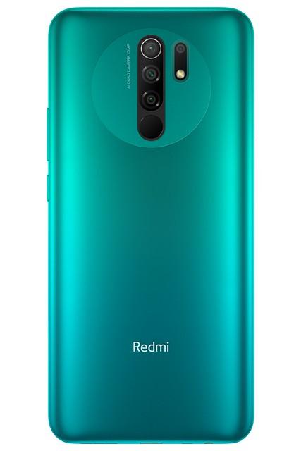 Xiaomi Redmi 9 ocean green