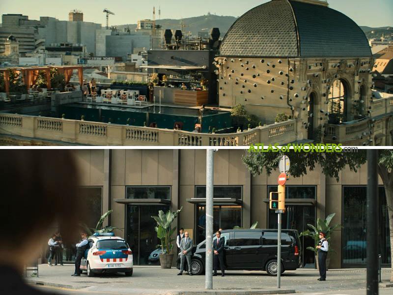 Hanna Hotel in Barcelona