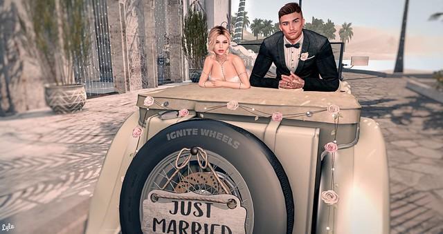Mr. & Mrs. Matthews ♥