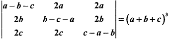 2nd PUC Maths Question Bank Chapter 4 Determinant 31