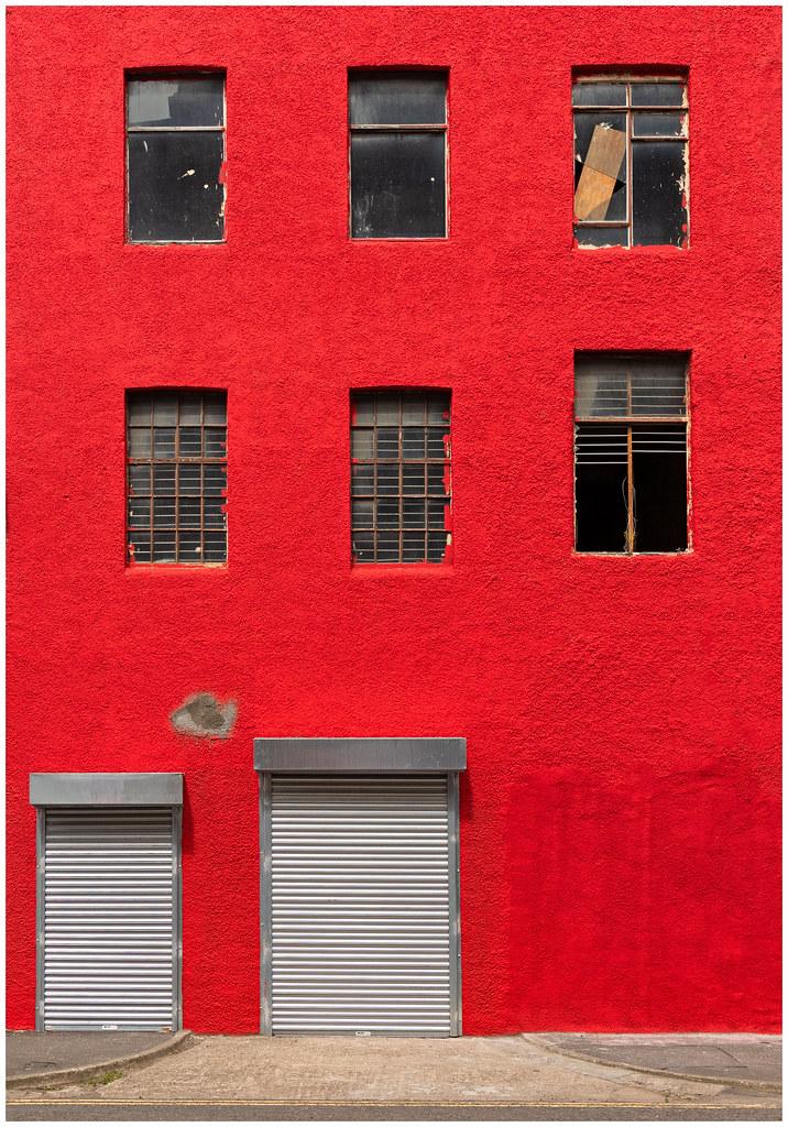 Red Building, Tradeston