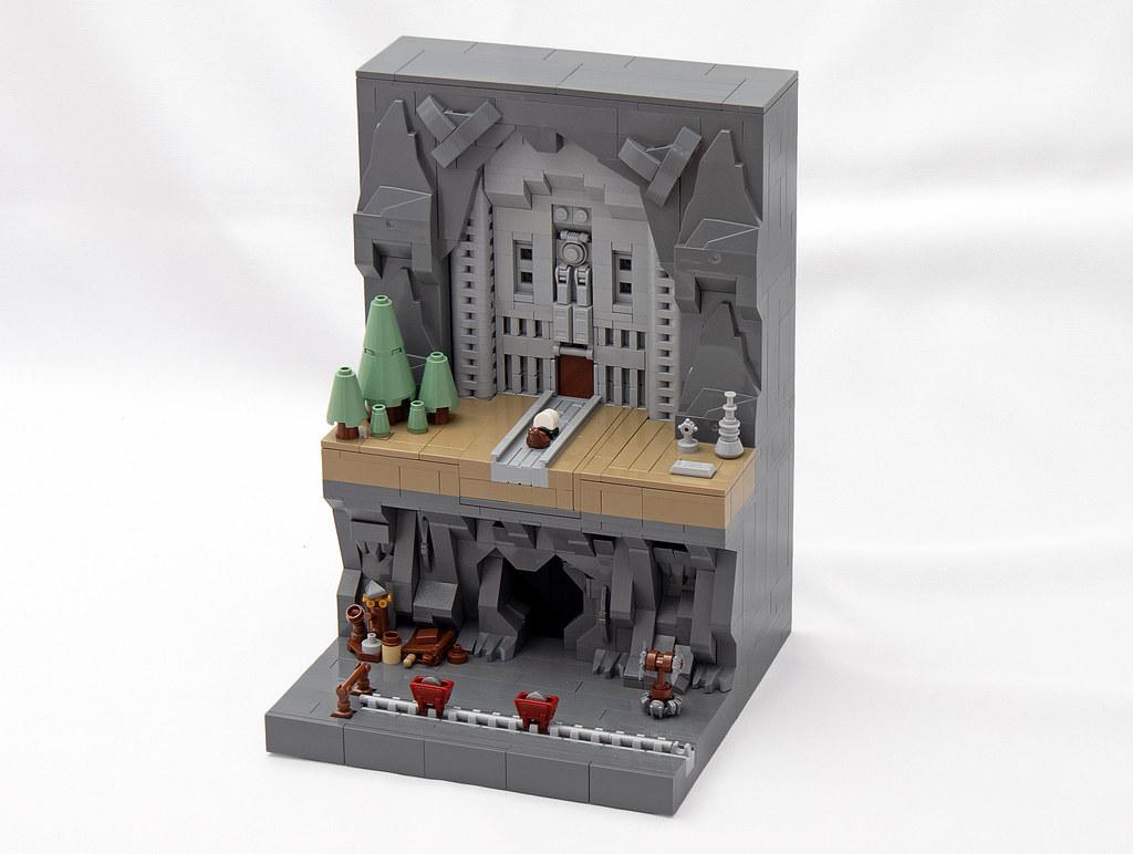 LEGO® MOC by vitreolum: Dwarven Mine
