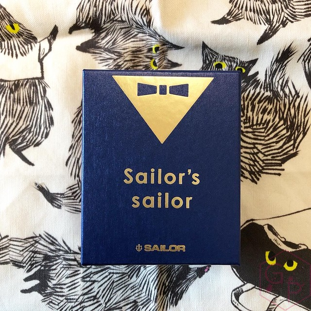Sailor's Sailor Ocean Blue Ink 14