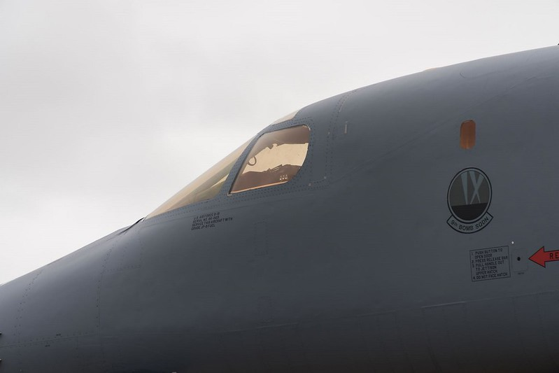 Rockwell B-1B 2