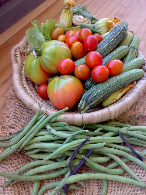 Good harvest (explored 07/07/2020)