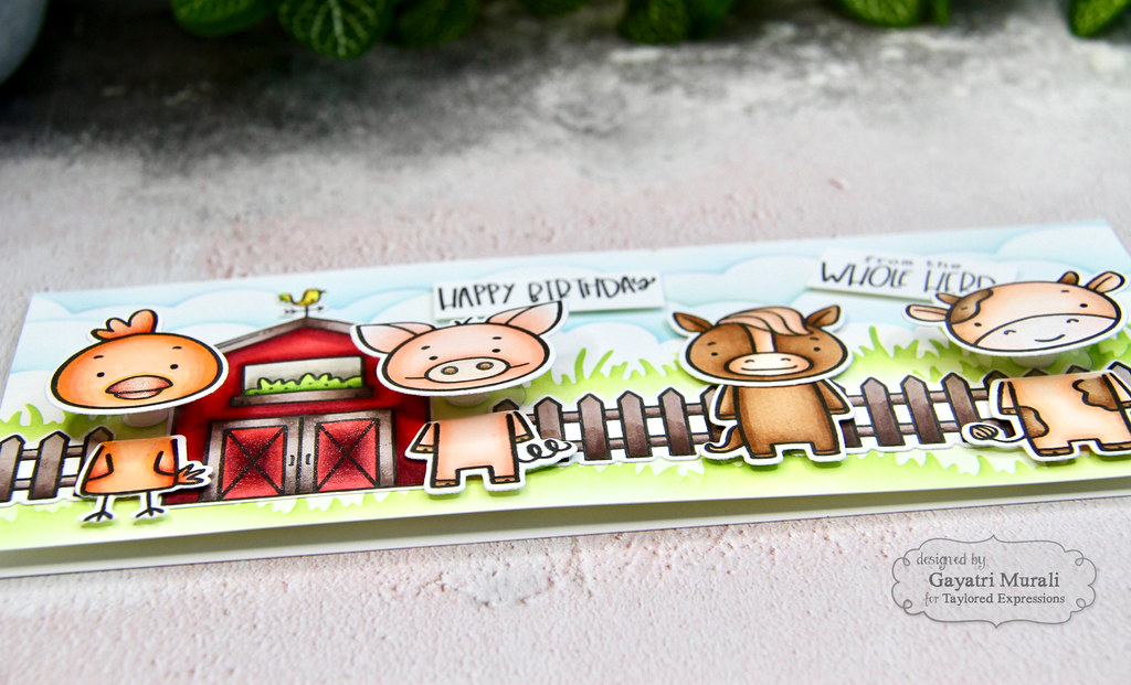 Farm Kit card #1 closeup3