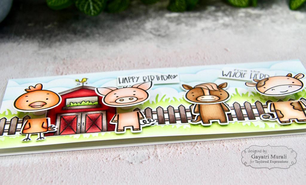 Farm Kit card #1 closeup3