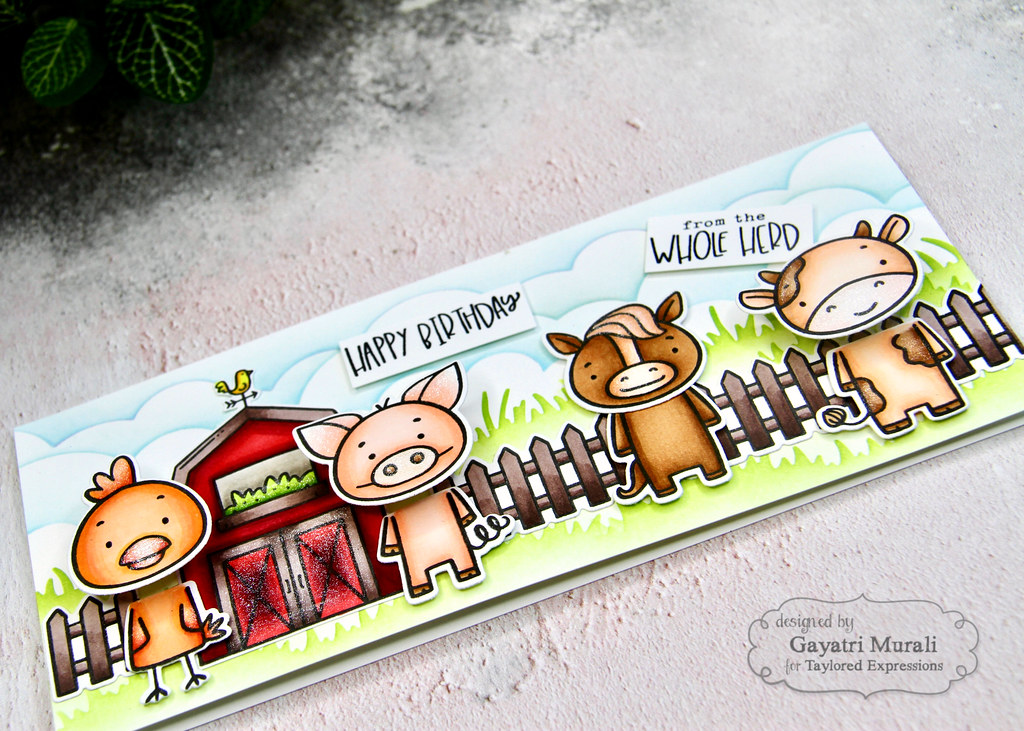 Farm Kit card #1 closeup6