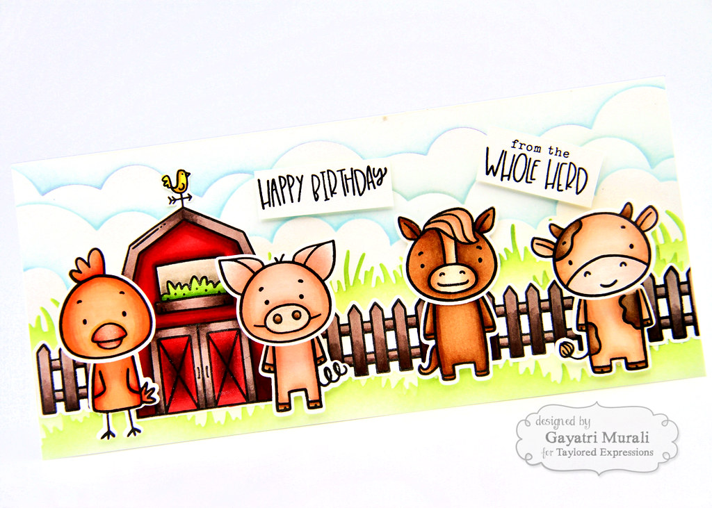 Farm Kit card #1 closeup7