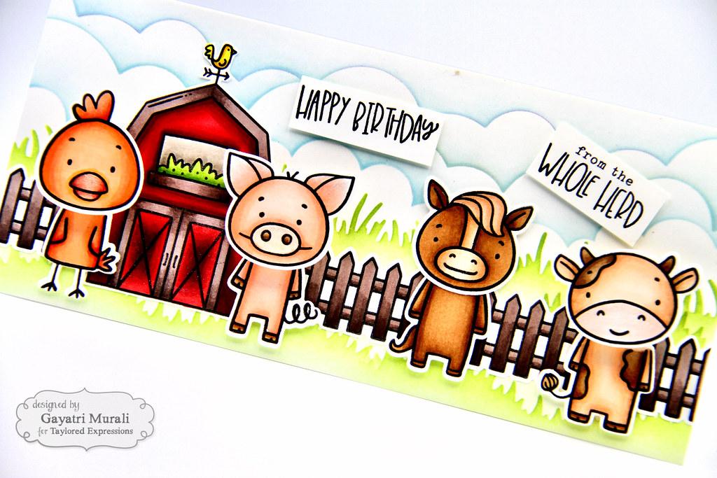 Farm Kit card #1 closeup8