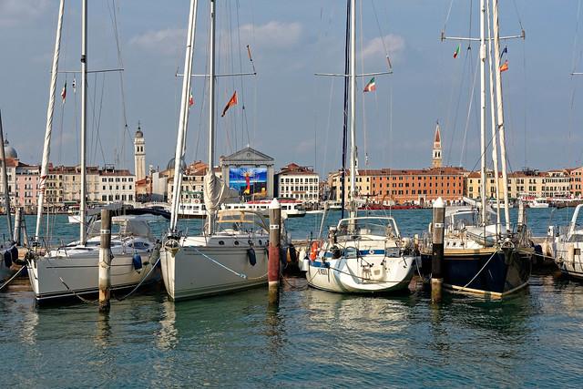 Venezia / View from San Giorgio Maggiore