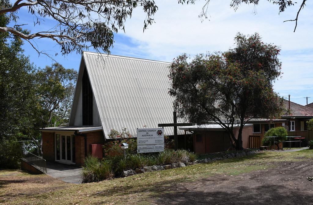 Uniting Church, Loftus, Sydney, NSW.