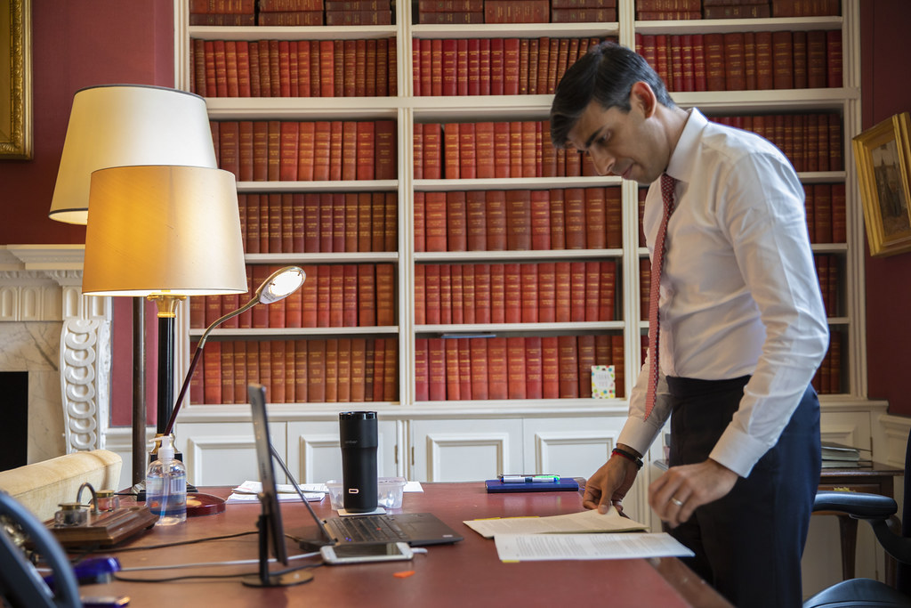 The Chancellor prepares for his Summer Economic Update | Flickr