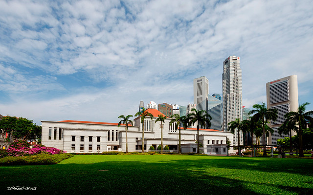 The Singapore Parliament Office