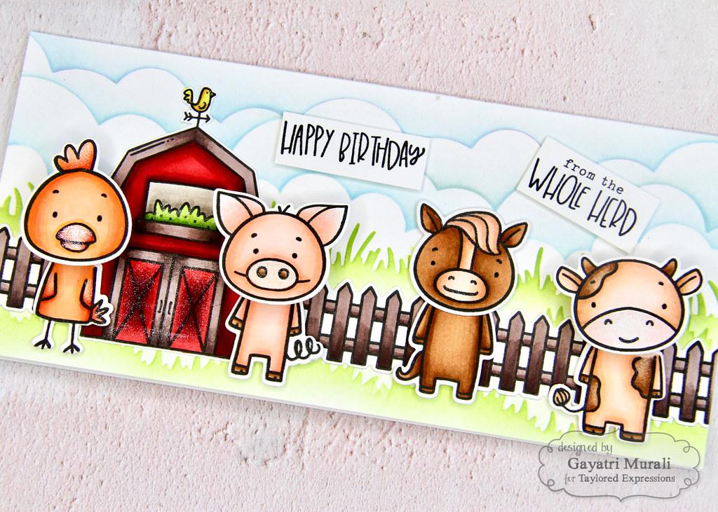 Farm Kit card #1 closeup4