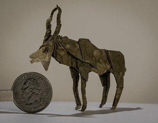 Origami Kudu