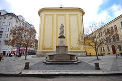 Churchyard Budapest