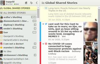 Newsblur Global Stories