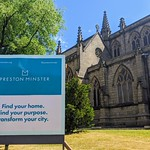 Preston Minster notice