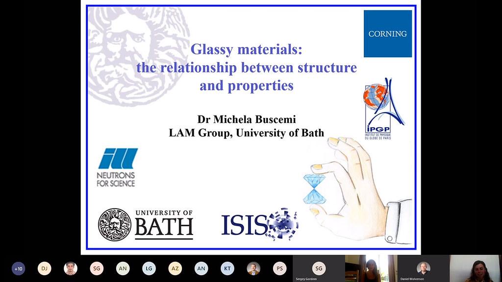 slide of the presentation