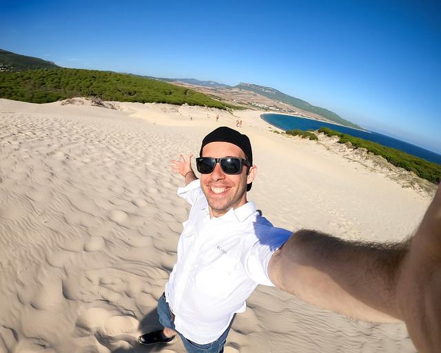 Diario de un Mentiroso en las playas de Cádiz