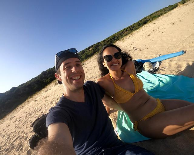 Diario de un Mentiroso en la playa de la Hierbabuena