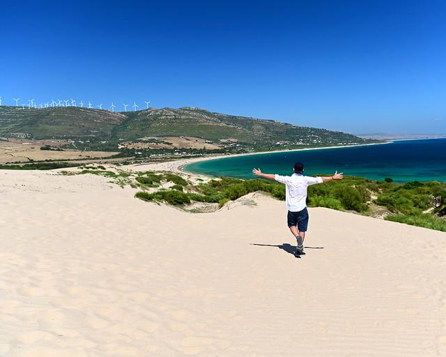 Diario de un Mentiroso en la playa de Valdevaqueros