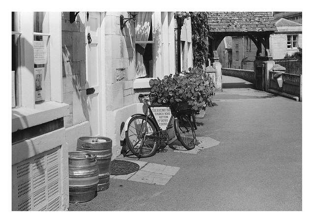 FILM - Railway Inn, Church Road, Ketton