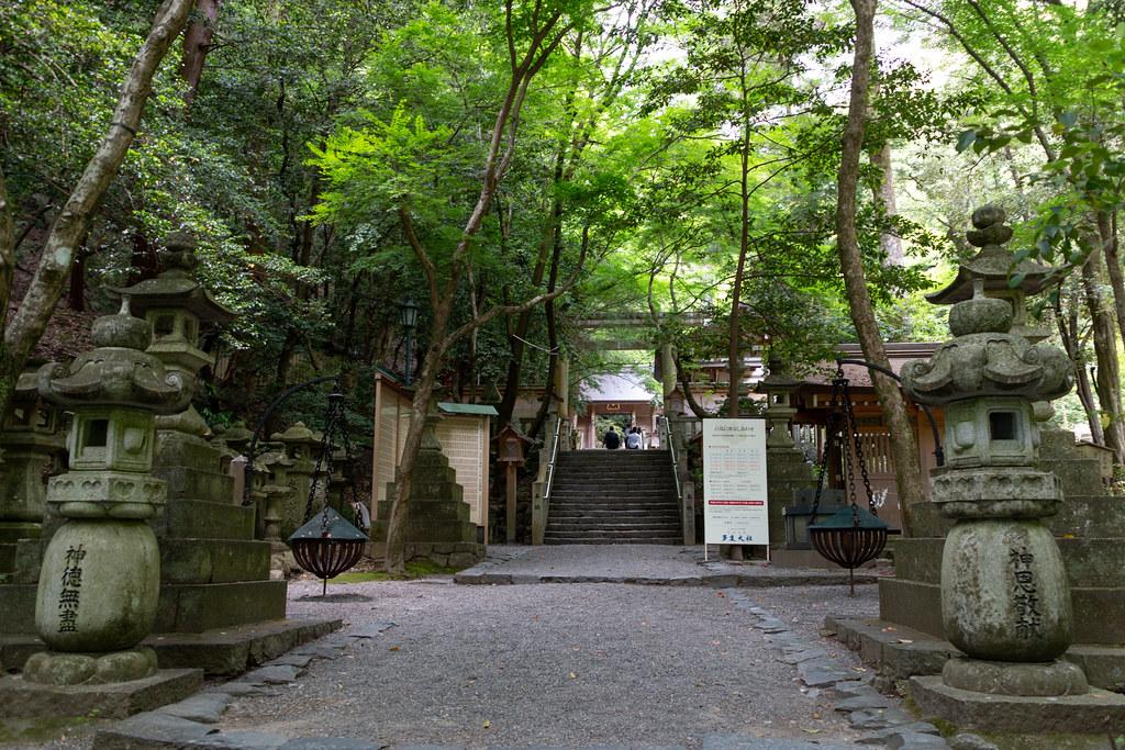 多度大社 Tado Shrine