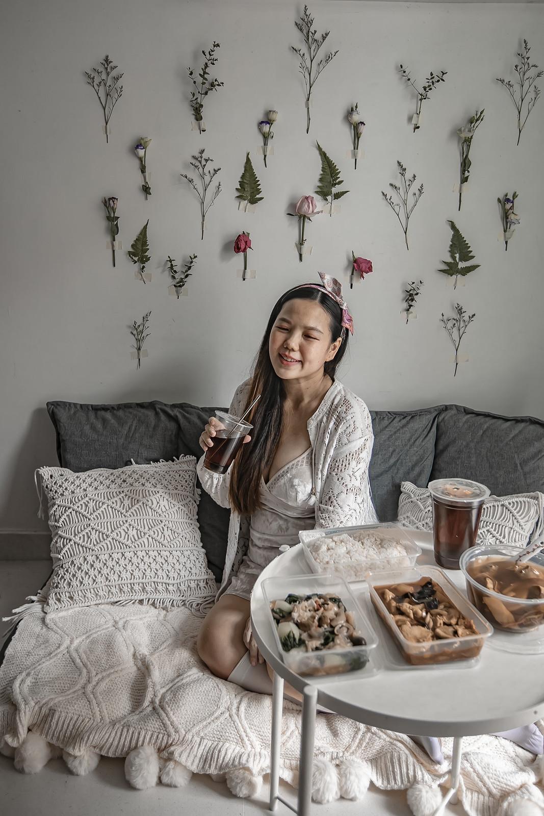 confinement food singapore review