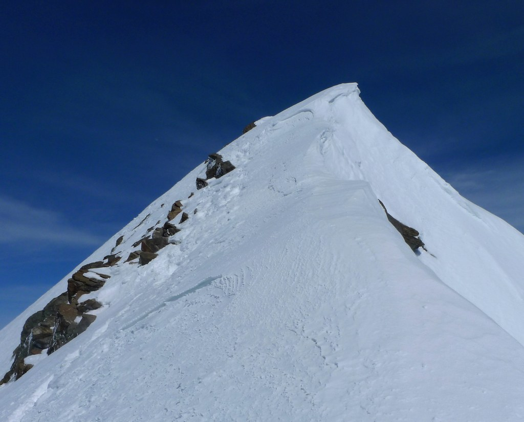 Nordend - Monte Rosa Walliser Alpen / Alpes valaisannes Switzerland photo 39
