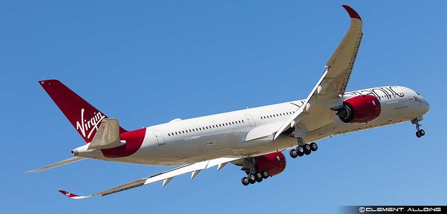 Virgin Atlantic Airways Airbus A350-1041 cn 071 F-WWXL // G-VDOT