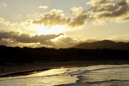coffsharbour sunset beach