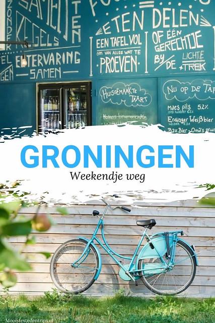 Wat te doen in Groningen? Ontdek de leukste bezienswaardigheden in Groningen tijdens een weekendje weg | Mooistestedentrips.nl