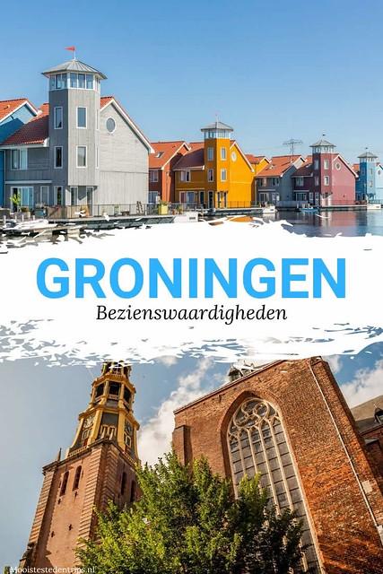 Weekendje Groningen? Bekijk de leukste bezienswaardigheden in Groningen | Mooistestedentrips.nl
