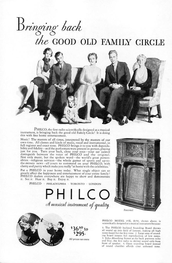 Philco 1932
