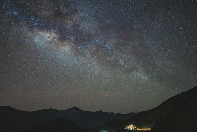 騰龍三小微銀河 35mm