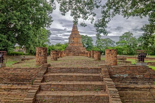 Wiang Kum Kam -  Site archéologique  District de Saraphi - Province de Chiang Mai