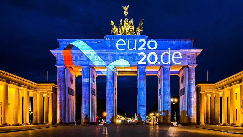 EU2020DE Brandenburg Gate