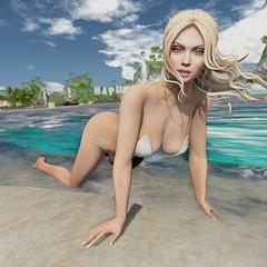 Beach Gabby