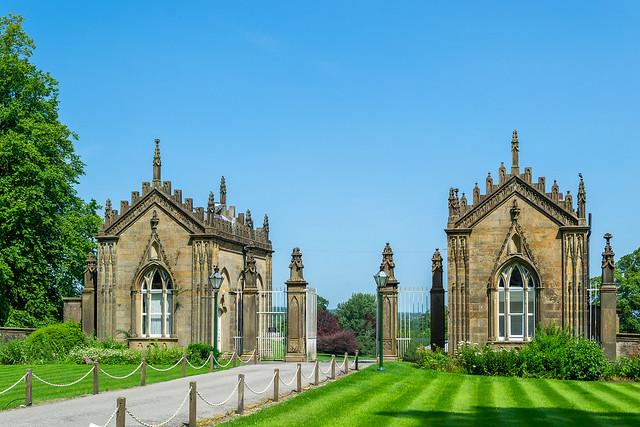 Gisburn  Country Park , Lancashire - June 2020 (HDR)