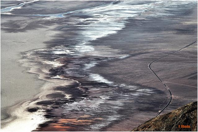 American West  -  Higway to Hell  //  Death Valley - Valle de la Muerte