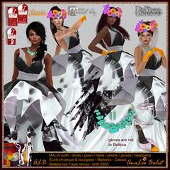 ALB MALIA outfit - SLink Maitreya Belleza 2