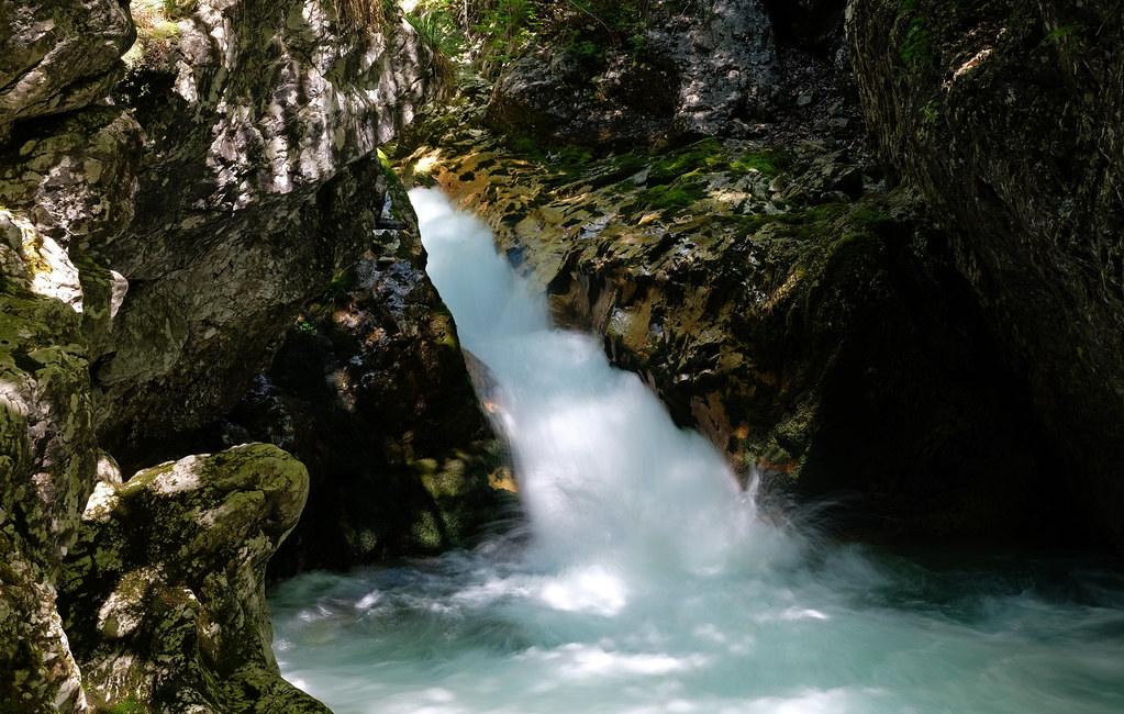 Možnica / Nemčlja Gorges, Triglav, Slovenia