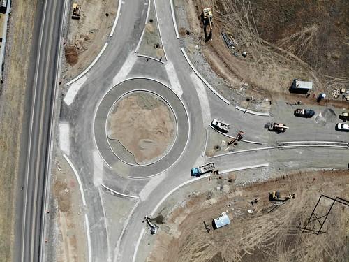 or140 roundabout oregondot oregon region3