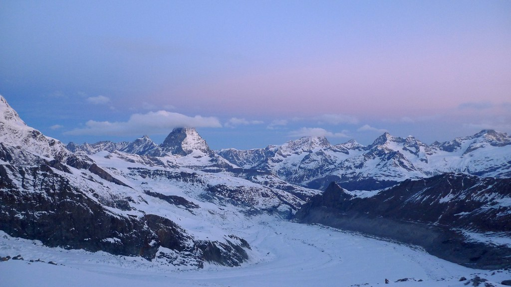 Nordend - Monte Rosa Walliser Alpen / Alpes valaisannes Switzerland photo 21