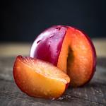 plump plum